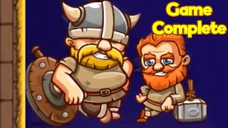 Duo Vikings 2 Full Gameplay 21 - Levels