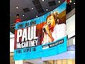 Paul McCartney One On One Getting Back To MSG September 15th 2017 mp3