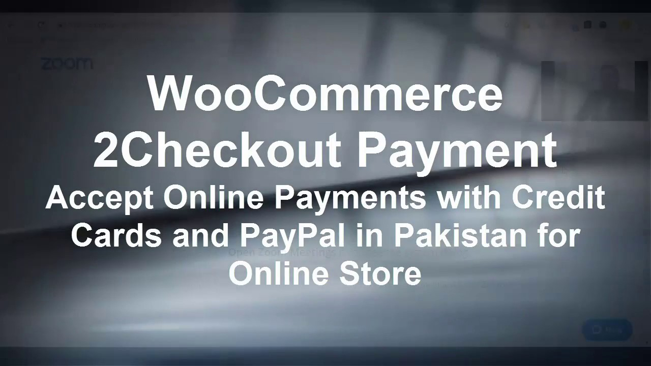 Stores That Accept Paypal Credit Online >> Woocommerce 2checkout Accept Online Payment With Paypal And Credit Card
