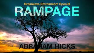 Abraham Hicks - Rampage, Allowing What You Want (Brainwave Entrainement Special!) thumbnail