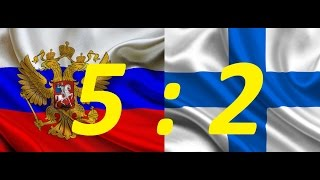 Хоккей ЧМ 2014. Финал  РОССИЯ - ФИНЛЯНДИЯ (HD 1080p)