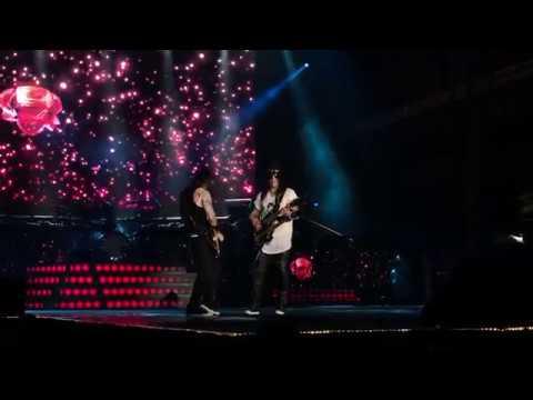 Guns n Roses - Knockin' On Heaven's Door (Kuala Lumpur, 14 November 2018)
