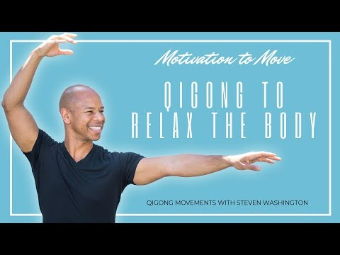 Qigong To Relax The Body (11 Minute Beginner Practice)