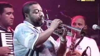 Vinicio Capossela & Kocani Orkestar - Ederlezi_ Zampanò (live1999)