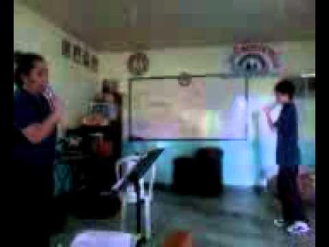 Ms Joyce And Ruben Anthony Singing