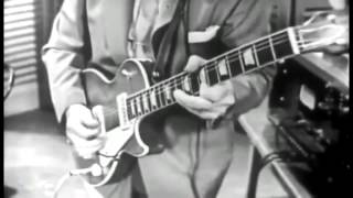 HOW HIGH THE MOON   LES PAUL   MARY FORD   1951