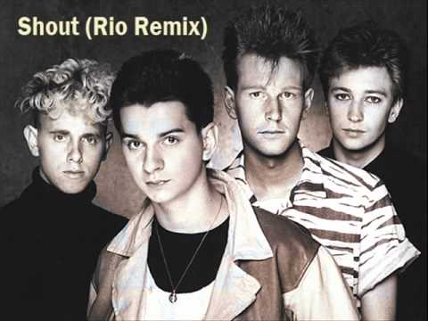 Depeche Mode - Shout (Rio Remix)