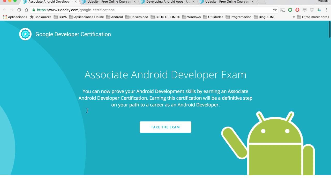 Android Developer Exam Youtube