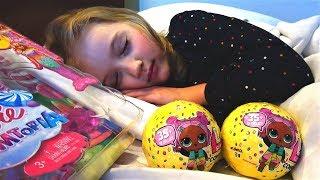 Куклы ЛОЛ Барби Русалочка подарки на День Рождения Полины видео для девочек