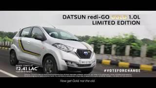 All-New Datsun redi-GO Gold 1.0L Limited Edition