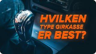 Skifte Bremseskosett på Toyota Yaris p1 - gratis videotips