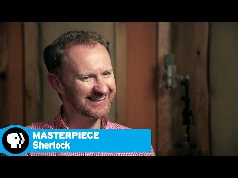 "MASTERPIECE  Sherlock: Mark Gatiss Plays ""Would You Rather?"
