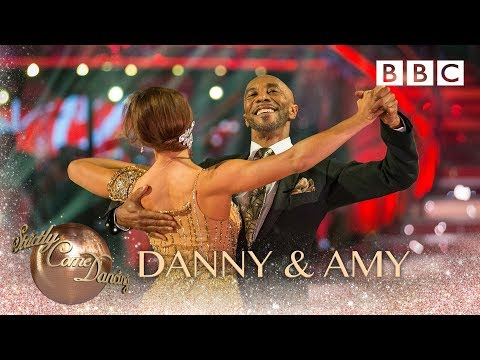 Danny John-Jules and Amy Dowden Viennese Waltz to 'I've Gotta' Be Me' - BBC Strictly 2018