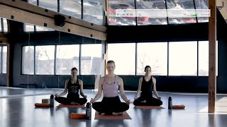 YOGA FITNESS | Vinyasa prana flow - Spécial COVID-19