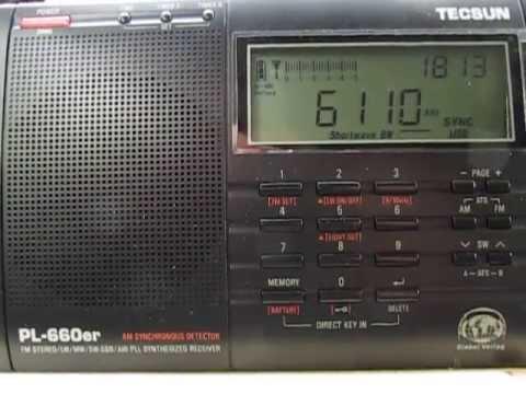 Radio Fana, 6110 Khz, airing nice ethiopian music