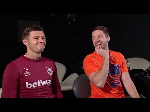 SPENCER VS: AARON CRESSWELL - FIFA 16