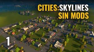 🍦 Cities Skylines SIN MODS - GAMEPLAY ESPAÑOL | ep 1 - (Cities Vanilla)