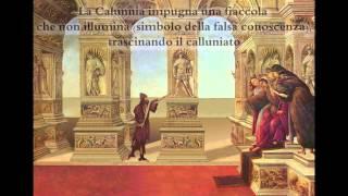 La calunnia - Sandro Botticelli (1496)