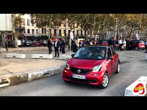 Yea!, le service d'autopartage sans station, démarre à Lyon