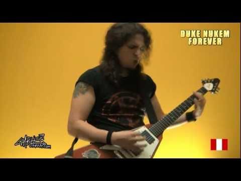 Duke Nukem Forever Metal