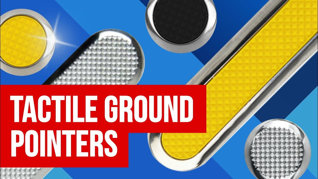 Tactile ground pointers youtube tactile ground pointers dailygadgetfo Choice Image
