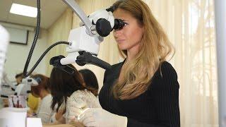 Базовый курс по микроскопу для стоматологов
