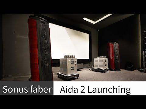 sonus-faber-aida-2---소너스파베르-아이다2-런칭-행사-및-시연회-영상