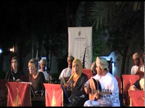 W&M in Oman: Middle Eastern Music Ensemble performs in Muscat