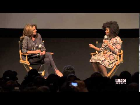 Doctor Who New York Screening - Q&A with Michelle Gomez (Missy!)