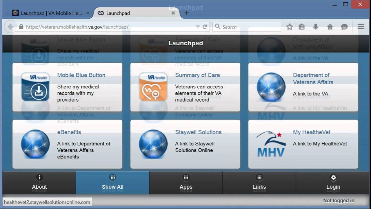 VA Launchpad for Veterans | VA Mobile