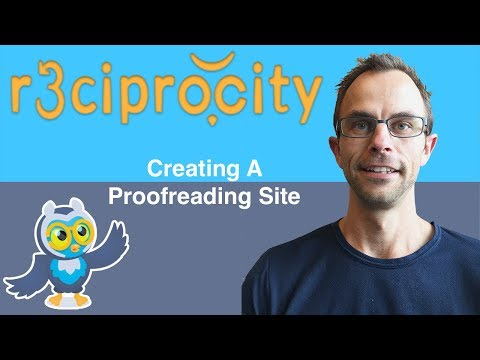 Proofreading Site: Finding Proofreading Jobs And Helping Writers