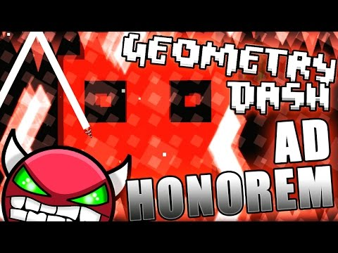 Geometry Dash 2.1 | AD HONOREM by Echonox ~ BEST COIN EVER