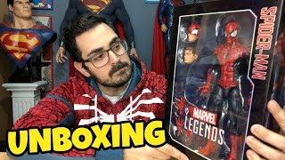 Download lagu ¡SPIDER-MAN ya está aquí! UNBOXING Marvel Legends