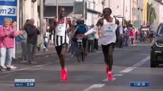 Rekord Świata Eliuda Kipchoge - Berlin Marathon 2018