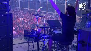 Citizen Kain - Live Drum @ Les Plages Electroniques (Cannes - France)