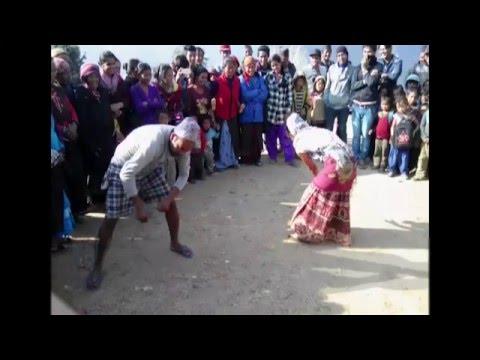Comedy Street Drama Performed By Kala Samuha | Krishna Prasad Dhital