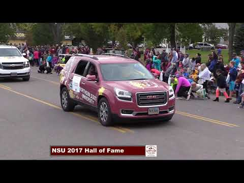 2017  102nd Annual Northern State University Gypys Days Parade