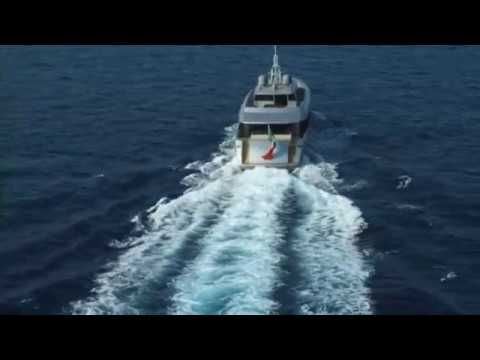EXUMA Luxury Yacht Charter Croatia on 50 mètres megayacht