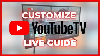 YOUTUBE TV LIVE GUIDE: How to Remove and Reorder Channels (Quick and Easy!) screenshot 2