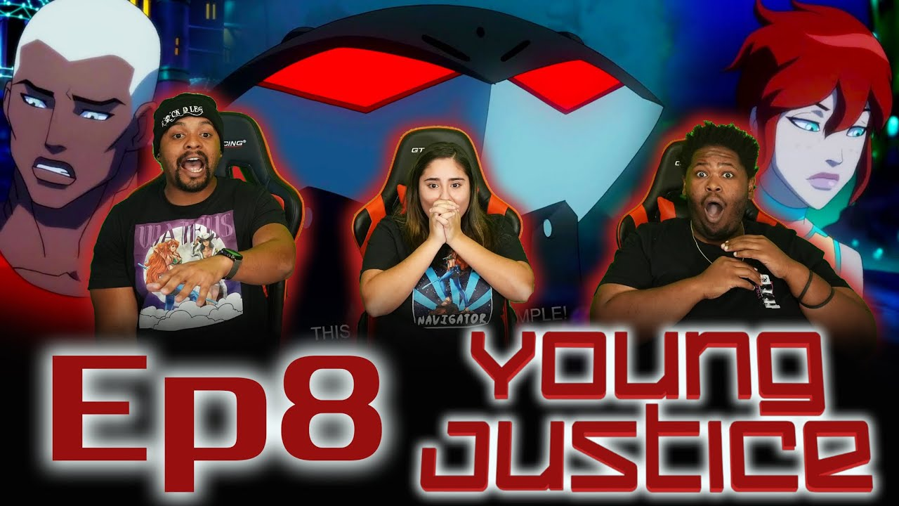 Download Doing Aqualad Dirty 😭 Young Justice Season 1 Episode 8 Reaction