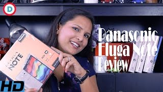 Panasonic eluga note Unboxing & Review | Hindi | Specifications | Price | Battery | Camera | Ratings