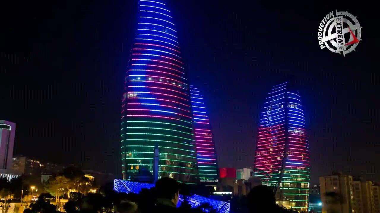 Muhteşem Şehir, BAKÜ / AZERBAYCAN...