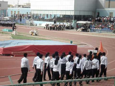 Bharativa Vidya Bhavan Kuwait- Sports day 2008