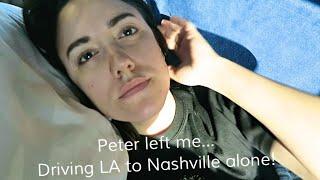 PETER LEFT ME... | Katie Carney