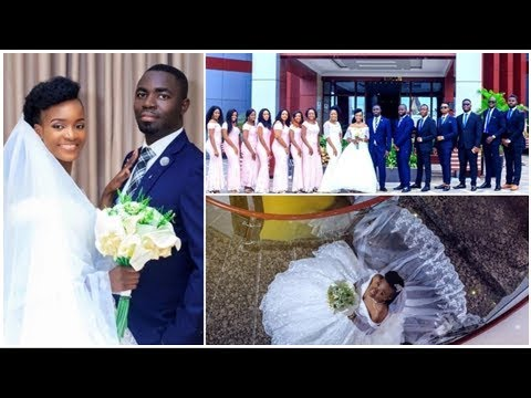 Destined Kids' Favour Iwueze weds the love of her life