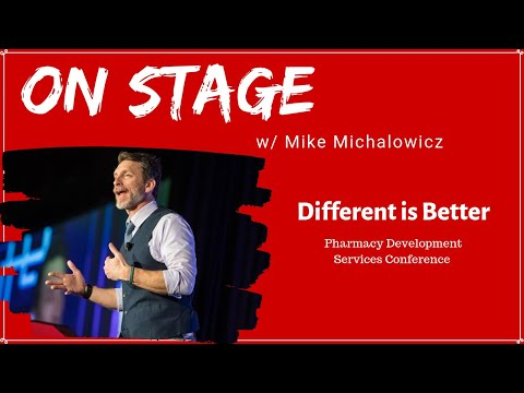 Mike Michalowicz - Different Is Better
