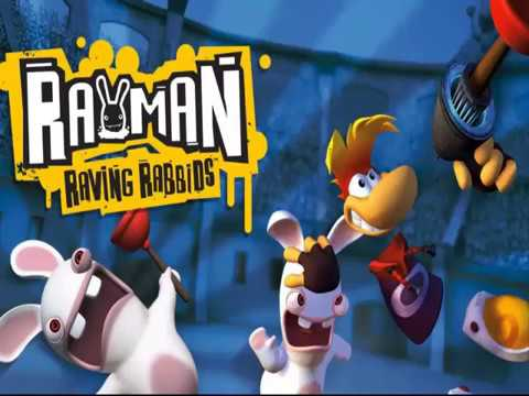 Descargar Rayman Raving Rabbids Xbox 360 Rgh Youtube