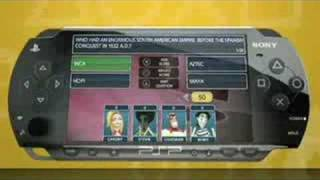 Buzz Master Quiz E3 2008: Gameplay Trailer