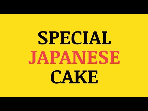 japanese-cake-recipe-for-business---very-easy-to-prepare