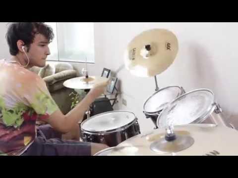 Unison Square Garden - Sugar Song And Bitter Step [ドラム叩いてみた] Drum Cover (Kakkai Sensen ED)
